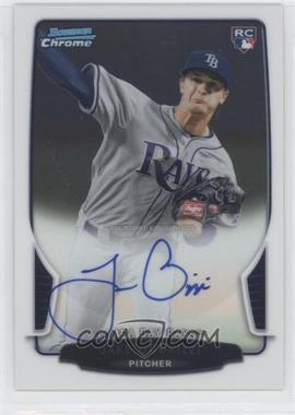 2013 Bowman Chrome Rookie Autographs #ACR-JO - Jake Odorizzi