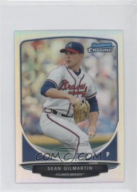 2013 Bowman Cream Of The Crop Chrome Mini Refractor #CC-AB5 - Sean Gilmartin