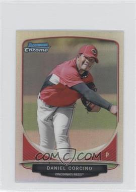 2013 Bowman Cream Of The Crop Chrome Mini Refractor #CC-CR4 - Daniel Corcino