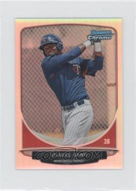 2013 Bowman Cream Of The Crop Chrome Mini Refractor #CC-MT1 - Miguel Sano