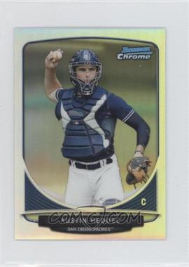 2013 Bowman Cream Of The Crop Chrome Mini Refractor #CC-SDP4 - Austin Hedges