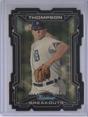2013 Bowman Draft Picks & Prospects - Scout Breakouts - Superfractors #BSB-JT - Jake Thompson /1
