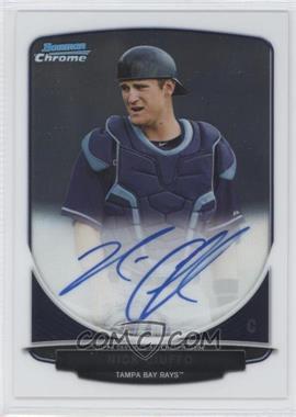 2013 Bowman Draft Picks & Prospects Chrome Draft Picks Certified Autographs [Autographed] #BCA-NC - Nick Ciuffo