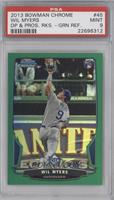Wil Myers /75 [PSA 9]