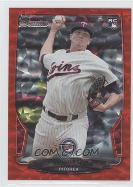 2013 Bowman Draft Picks & Prospects Chrome Orange Refractor #22 - Kyle Gibson /25