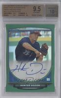 Hunter Dozier /75 [BGS 9.5]