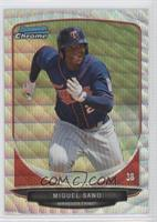 Miguel Sano /25 [Must Be Authenticated]