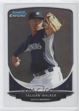 2013 Bowman Draft Picks & Prospects Chrome Top Prospects #TP-15 - Taijuan Walker