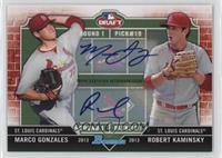 Marco Gonzales, Robert Kaminsky /25