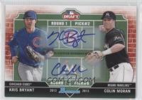 Kris Bryant, Colin Moran /25