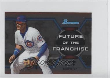 2013 Bowman Draft Picks & Prospects Future of the Franchise #FF-JB - Javier Baez