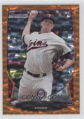2013 Bowman Draft Picks & Prospects Orange Ice #22 - Kyle Gibson /5