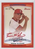 Reese McGuire /10