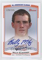 Billy McKinney #129/235