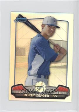 2013 Bowman Draft Picks & Prospects Risin' Through the Ranks Chrome Minis #RTR-CS - Corey Seager