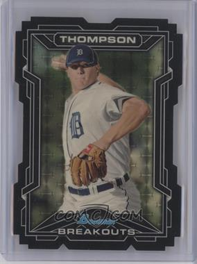 2013 Bowman Draft Picks & Prospects Scout Breakouts Superfractors #BSB-JT - Jake Thompson /1
