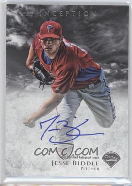 2013 Bowman Inception - Prospect Autographs #PA-JBI - Jesse Biddle