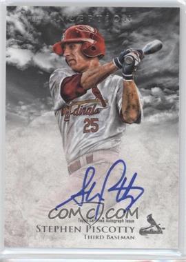 2013 Bowman Inception - Prospect Autographs #PA-SP - Stephen Piscotty