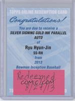 Hyun-jin Ryu /5 [REDEMPTIONBeingRedeemed]