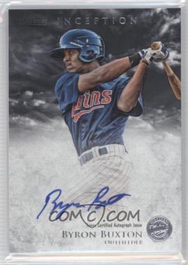 2013 Bowman Inception Prospect Autographs [Autographed] #PA-BB - Byron Buxton