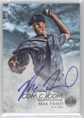 2013 Bowman Inception Prospect Autographs Blue #PA-MF - Max Fried /75