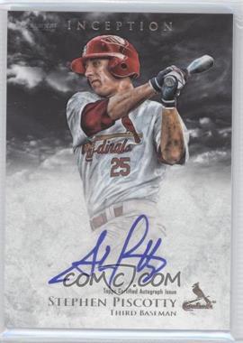 2013 Bowman Inception Prospect Autographs #PA-SP - Stephen Piscotty