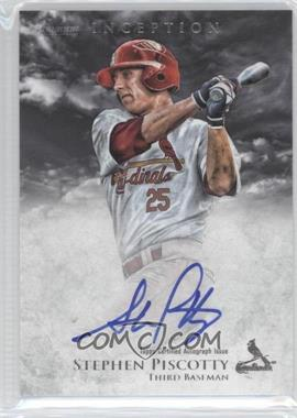 2013 Bowman Inception Prospect Autographs #PA-SP - Stephen Piscotty