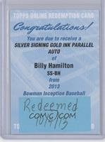 Billy Hamilton /5 [REDEMPTION Being Redeemed]
