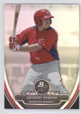 2013 Bowman Platinum - Prospects #BPP25 - Anthony Rendon