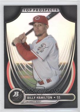 2013 Bowman Platinum - Top Prospects #TP-BH - Billy Hamilton