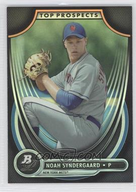 2013 Bowman Platinum - Top Prospects #TP-NS - Noah Syndergaard
