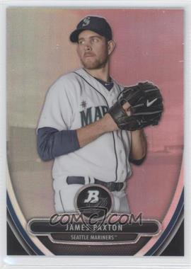 2013 Bowman Platinum Chrome Prospects #BPCP60 - James Paxton