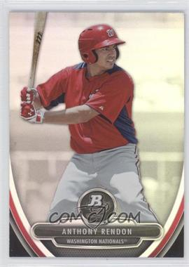 2013 Bowman Platinum Prospects #BPP25 - Anthony Rendon