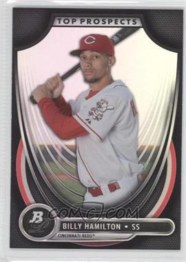 2013 Bowman Platinum Top Prospects #TP-BH - Billy Hamilton