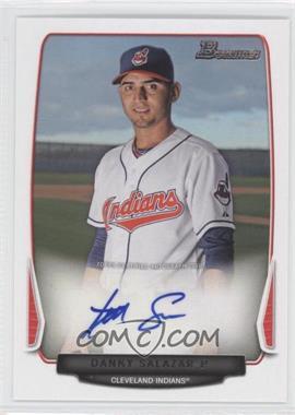 2013 Bowman Prospect Autographs Retail #BPA-DS - Danny Salazar