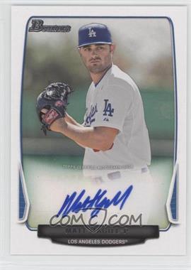 2013 Bowman Prospect Autographs Retail #BPA-MM - Matt Magill