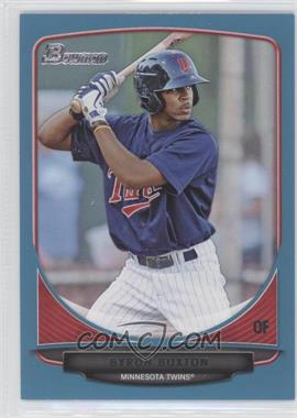 2013 Bowman Prospects Blue #BP1 - Byron Buxton /500