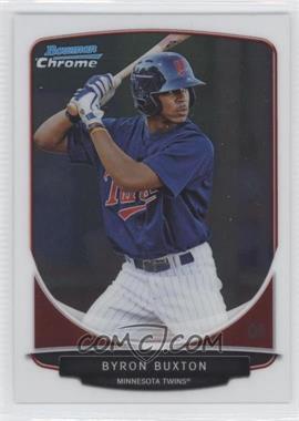 2013 Bowman Prospects Chrome #BCP1 - Byron Buxton
