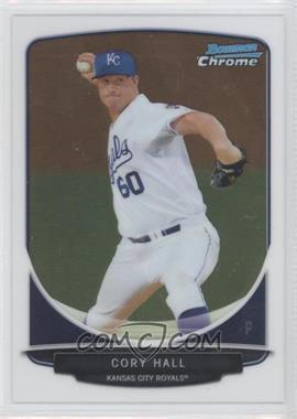 2013 Bowman Prospects Chrome #BCP26 - Cory Hall