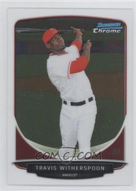 2013 Bowman Prospects Chrome #BCP66 - Travis Witherspoon