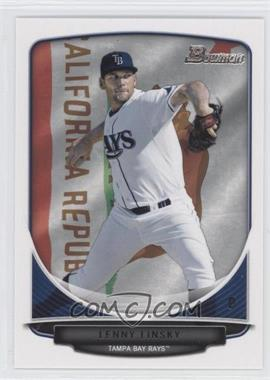2013 Bowman Prospects Hometown #BP68 - Lenny Linsky