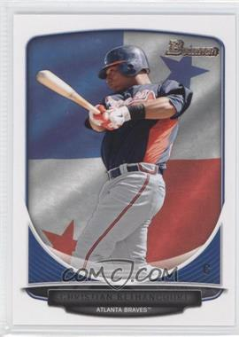 2013 Bowman Prospects Hometown #BP72 - Christian Bethancourt