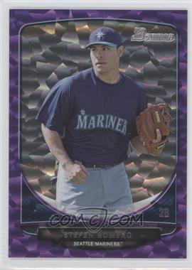 2013 Bowman Prospects Purple Ice #BP106 - Stefen Romero /10