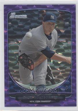 2013 Bowman Prospects Purple Ice #BP3 - Mark Montgomery /10