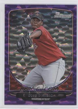 2013 Bowman Prospects Purple Ice #BP35 - Jose Cisnero /10