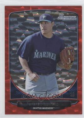2013 Bowman Prospects Red Ice #BP106 - Stefen Romero /25