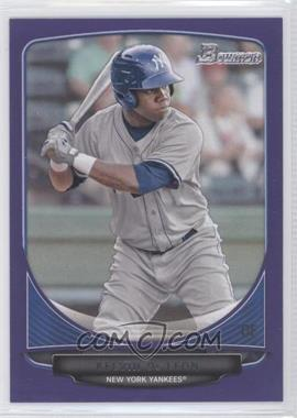 2013 Bowman Prospects Retail Purple #BP86 - Kelvin De Leon
