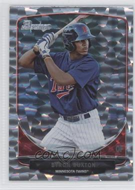 2013 Bowman Prospects Silver Ice #BP1 - Byron Buxton