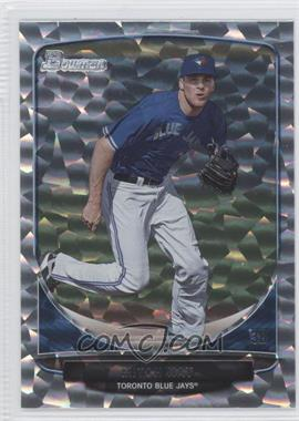 2013 Bowman Prospects Silver Ice #BP17 - Mitch Nay