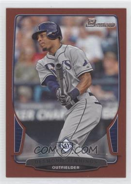 2013 Bowman Red #111 - Desmond Jennings /1